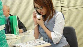 Rino Mizusawa pleases both boss and client