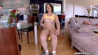 Sarah Shevon gets her ass fucked