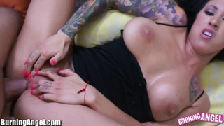 Burning Angel Lily Lane POV Big Tits Pussy Pounding