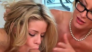Jennifer Best and Jessa Rhodes threesome with nasty boylet