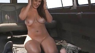 Lovely hottie babe Skyler Luv gets some hard fuck