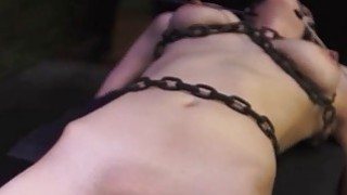 Lily Dixon Rough Bondage Ride