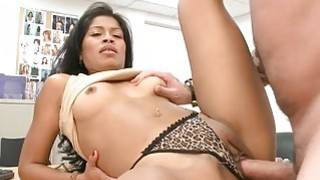 Sexy mature hottie likes getting hard poundings