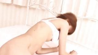 Aoi Amamiya gets such hard fuck of her vagina