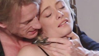 Sweet sexy babe Maddy Rose having a huge black cock