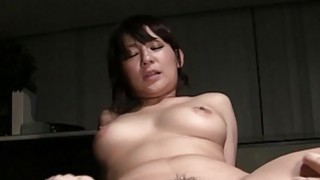 Her big ass wet pussy and juicy boobs made him cum