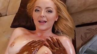 Irish Rose sexy interracial fuck with Tee Reel