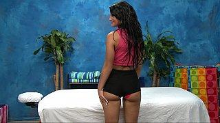 Kinky Kelly massaged