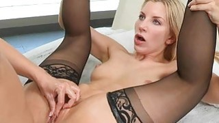 Sex receives organized by fascinating lesbo whores
