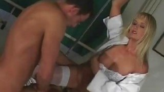 Hot babes Nikki Montana and Viva getting dirty