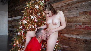 Christmas Tree step-family sex